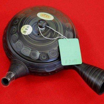 Заварочный чайник Токонамэ-яки 466