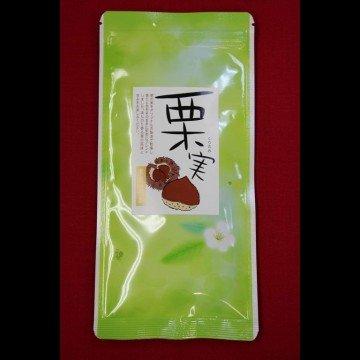 Сенча Плоды каштана 栗入り煎茶
