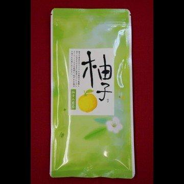 Сенча Юдзу 柚子入り煎茶
