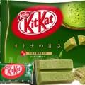 Кит-Кат с зеленым чаем